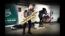 Пацаны отжигают в метро Нью Йорка на Юнион Сквер Cool Jazz underground New York Union Square