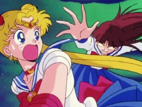 「美少女戦士セーラームーン」第1話 泣き虫うさぎの華麗なる変身 劇場版「美少女戦士セーラームーンEternal」公開記念!90年代TVアニメ3シリーズ全話配信!