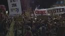 Israeli police arrest 12 during anti-Netanyahu protest in Jerusalem