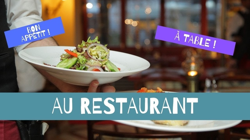 Au restaurant (A1-A2)