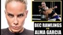 BKFC 1: Bec Rawlings vs. Alma Garcia