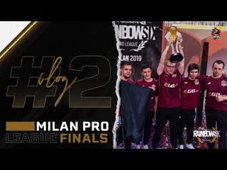 Видеоблог Team Empire из Милана #2