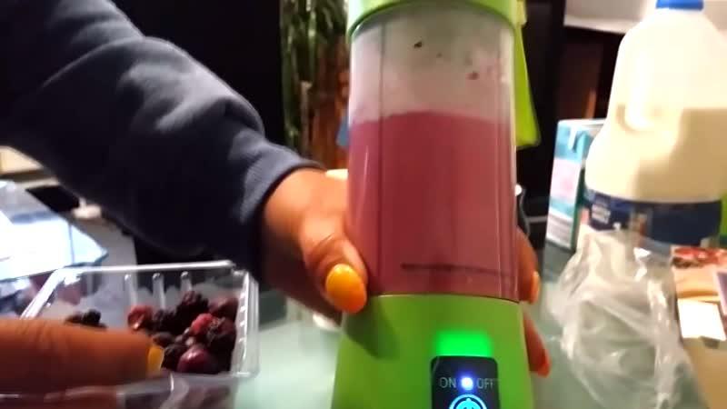 Мини - блендер 3 в 1