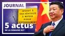 Macronie - Industrie - Europe - Chine/États-Unis - Airbus Les 5 actus de la semaine 27