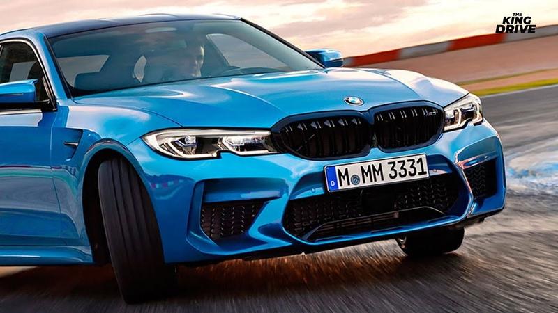 BMW раскрыла характеристики новой M3 G80 Новый двигатель Maserati Lexus IS 500 2021