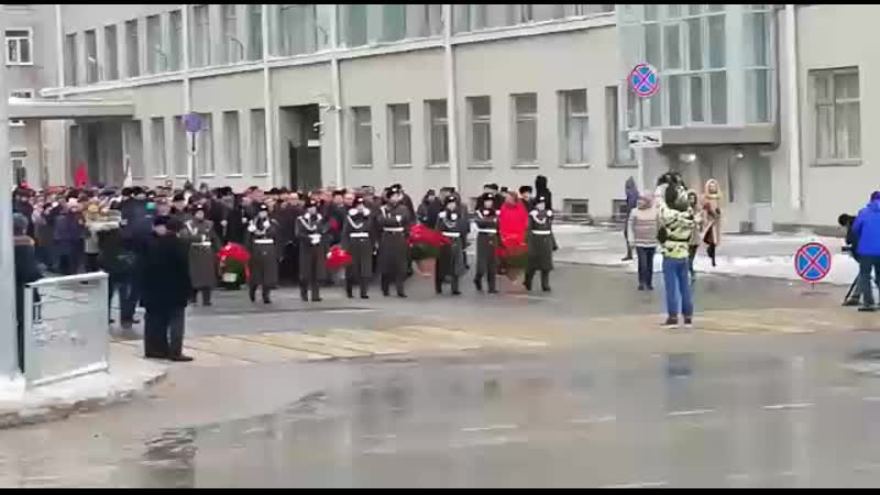 6. Вахта Памяти 9.12.2019