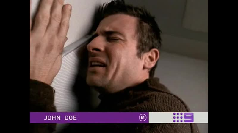 Джон Доу John Doe 2002 9 серия
