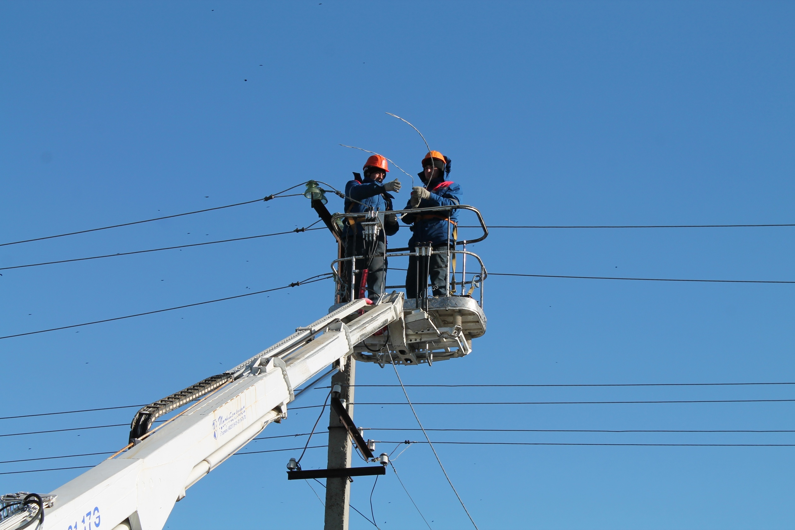 В КЧР пять населенных пунктов будут отключены от электроэнергии