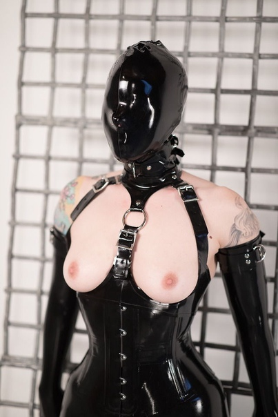 Latex Bondage Part Tube8 Com 1