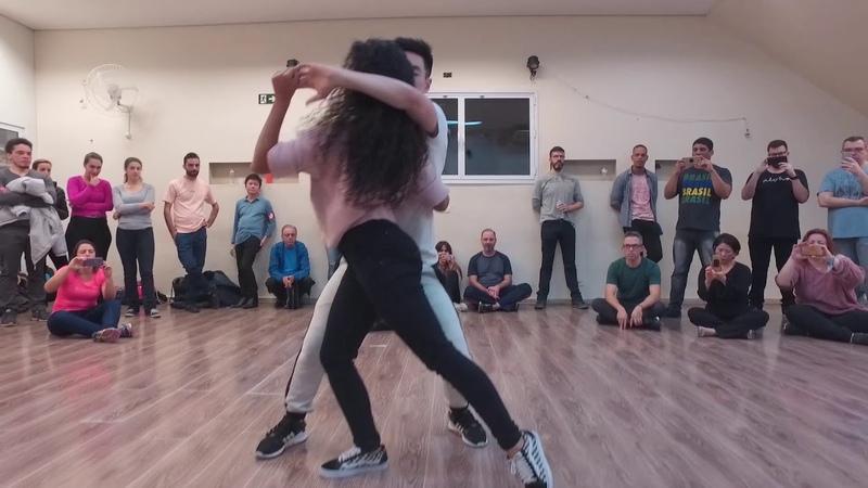 Zouk Marcelo Eidy e Larissa Almeida