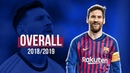 Lionel Messi ● Overall 2018 19