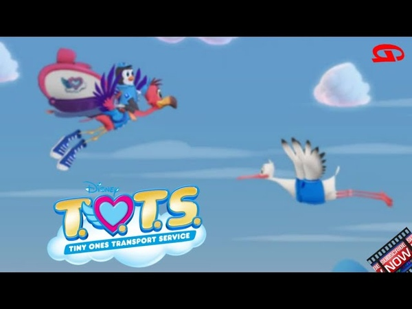 T.O.T.S. Special Delivery (Disney Junior Games)