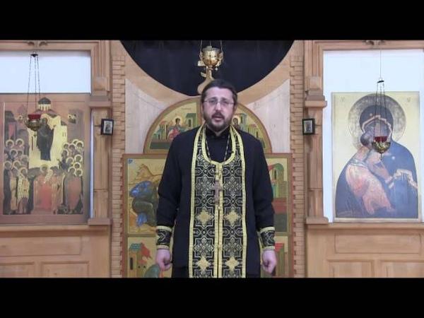 Если отец умер без покаяния.Священник Игорь Сильченков