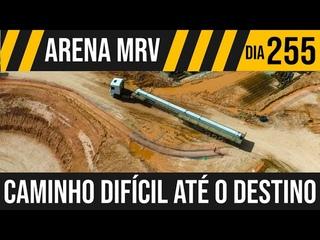 ARENA MRV 6/7 O DIFÍCIL CAMINHO DOS PILARES 29/12/2020