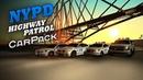 [REL] NYPD Highway Patrol CarPack | IVF