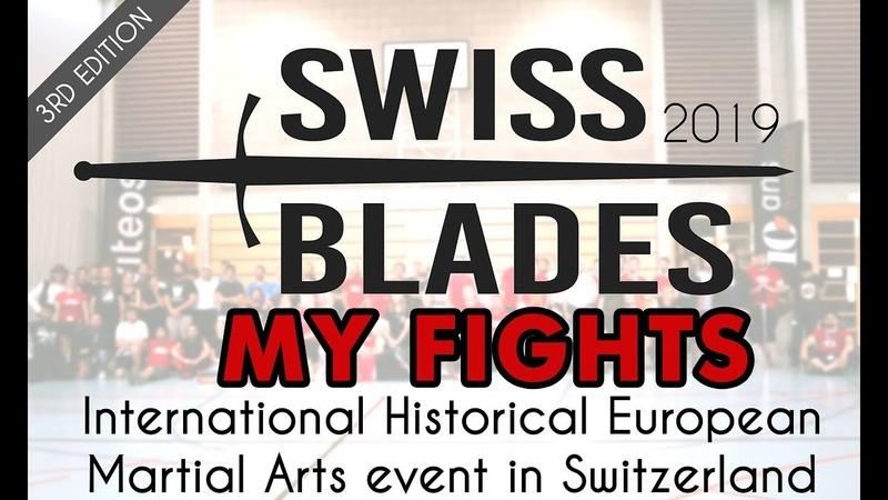 My Fights at Swiss Blades 2019