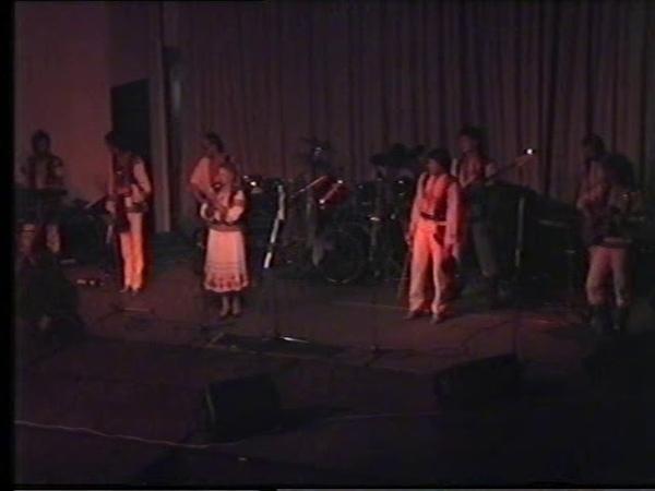 08.11.1987 г. Англия, г. Честерфилд, к/з «Winding Wheel» София Ротару и ВИА «Червона рута»