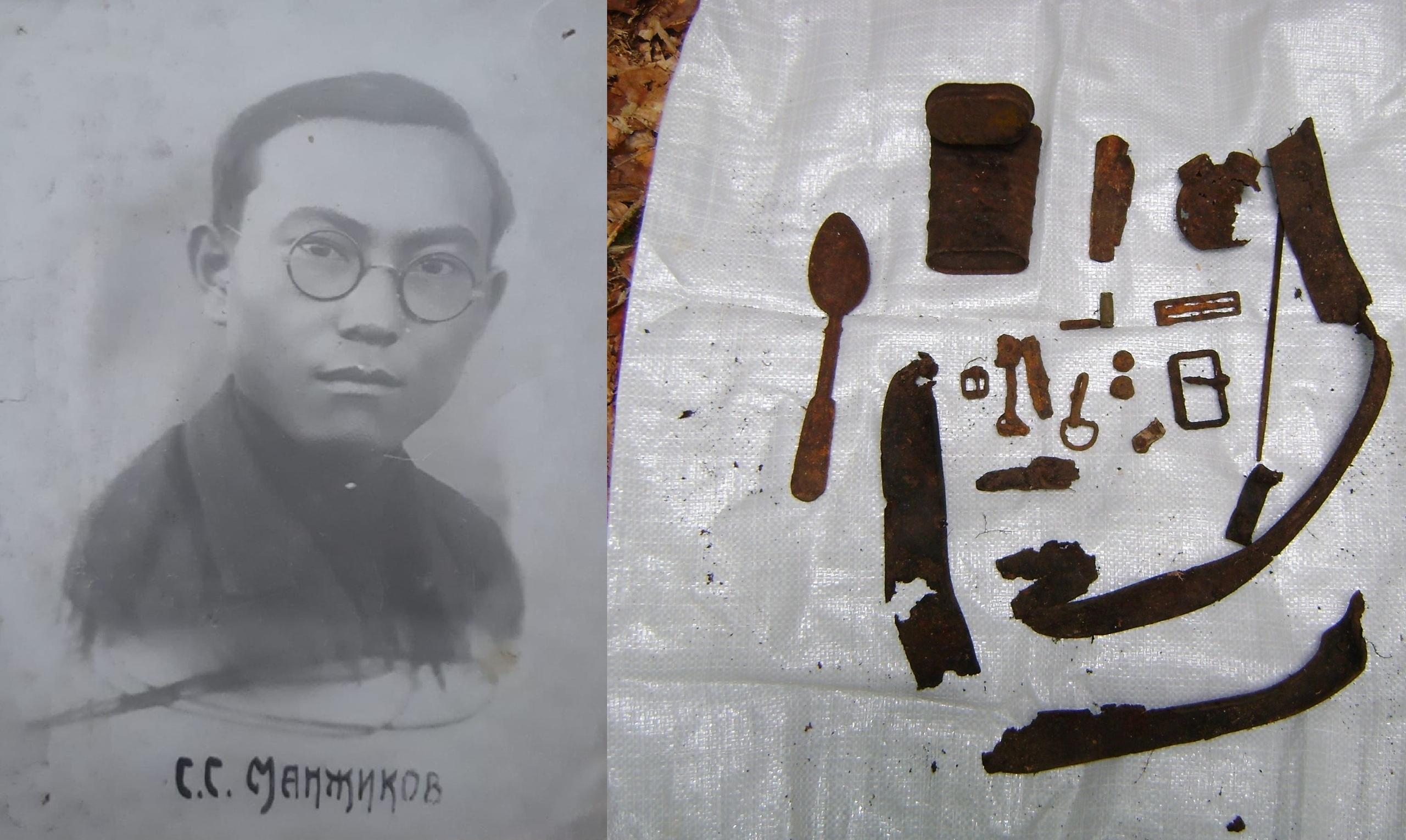 В КЧР поисковики обнаружили останки воина РККА погибшего в боях за освобождение Кавказа