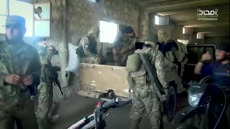 Атака боевиков Джебхат ан-Нусра 27 августа