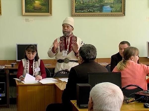 Марий Эл ТВ в Йошкар Оле началась подготовка к Съезду марийского народа