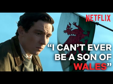 The Crown Season 3   The Prince of Wales   Netflix