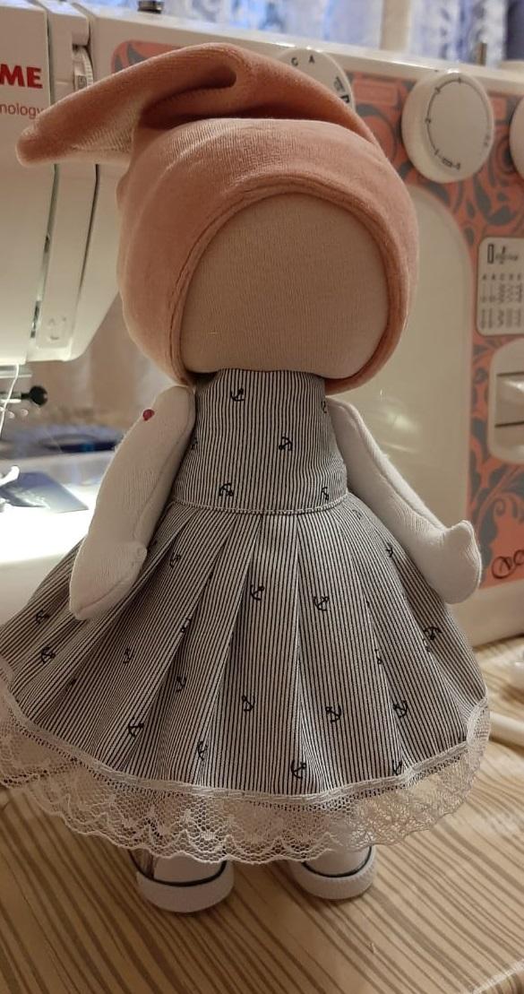 Делаем куклу вместе с Анной Вальковой, изображение №18