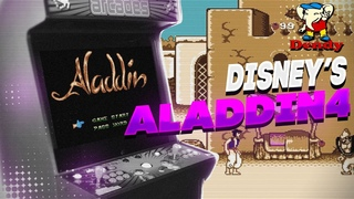 Aladdin 4 1993 | Тот самый Аладдин на Денди | MAKE BY VEL