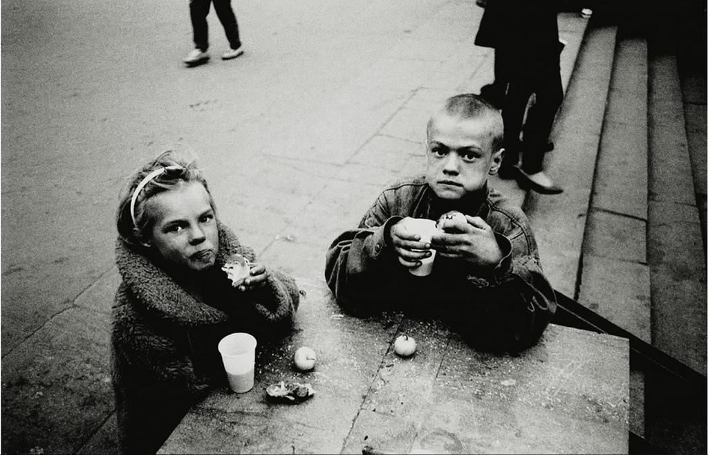 Святые 90-е, Москва 1995г.