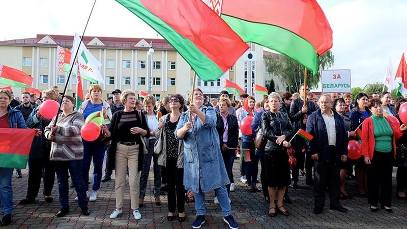 Форум в Беларуси за мир и стабильность собрал более 6 тысяч женщин