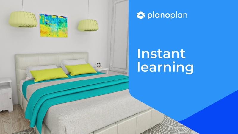 Planoplan 2 0 Instant Learning Online 3D Interior Design Software
