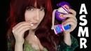 АСМР Итинг Жевательная резинка 🍡 ASMR Eating Bubble gum Mukbang \ Мукбанг 🧁 EATING SOUNDS