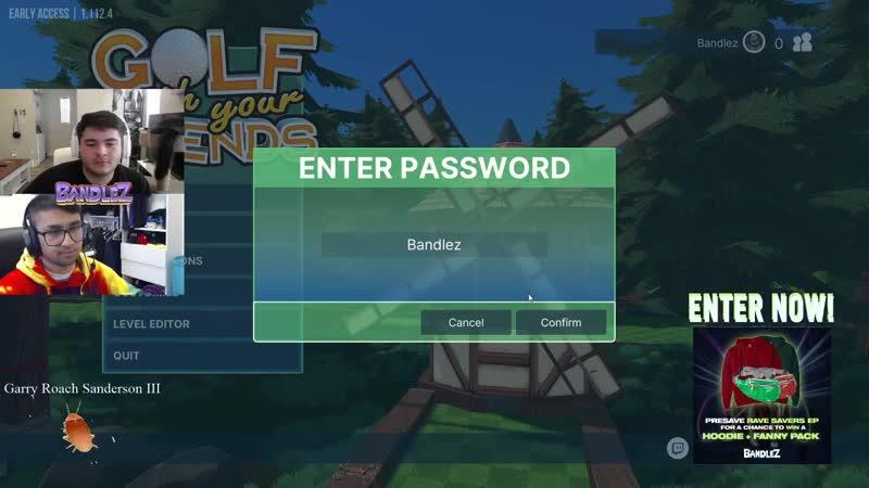 LIVE Bandlez Gaming QnA