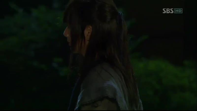 Воин Пэк Тон Су Ёвун 8 серия