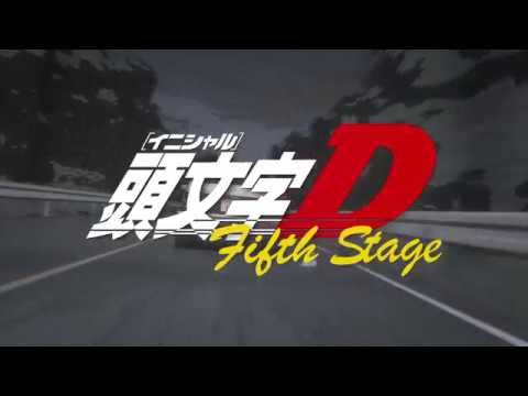 Initial D 5th Stage OP [1080p60]