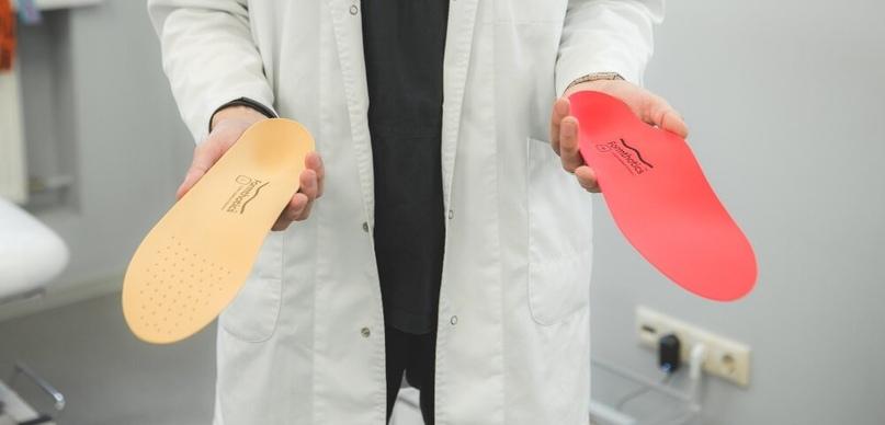 Плюсы ортопедических стелек, изображение №1
