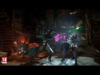 MK11   Mortal Kombat 11 - Трейлер Набора Маскарадных Обликов
