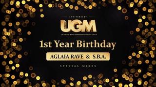 Aglaia Rave - UGM 1st Year Birthday Mix - 04 April 2019