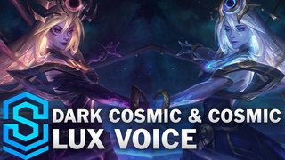 Voice - Dark Cosmic & Cosmic Lux SUBBED - English