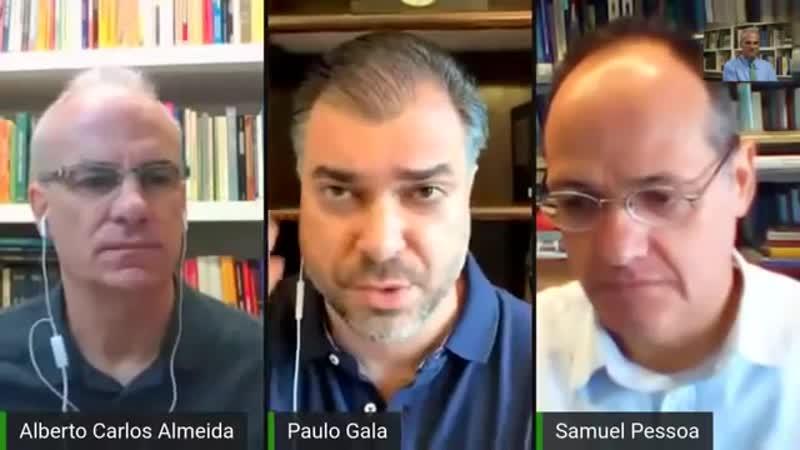 Live com Alberto Almeida e Samuel Pessoa duelo do século liberais e keynesianos 1