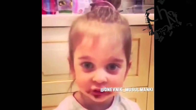 CheNet - Милая девочка Хитрый зайчик съел все конфетки