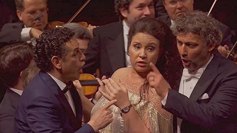 JDFlórez ne'lieti calici La Traviata
