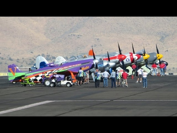 Reno Unlimited Gold Race 2016