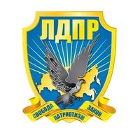 Логотип Молодежная организация ЛДПР Ленинского района