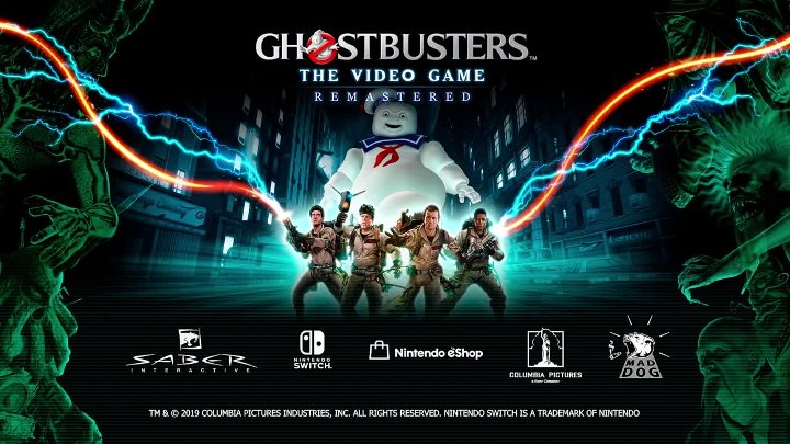 Ghostbusters: The Video Game Remastered - трейлер предварительного заказа