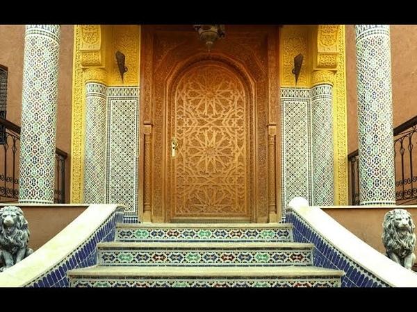 Villa Style Marocain, 7 chambres avec PISCINE et CAVE