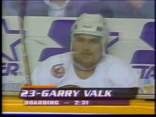1993 Smythe Division Final Los Angeles vs Vancouver Game 2