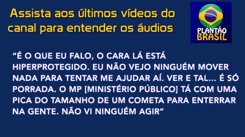 Escute AQUI Todos os áudios de Queiroz que estão levando Bolsonaro ao desespero é só o começo