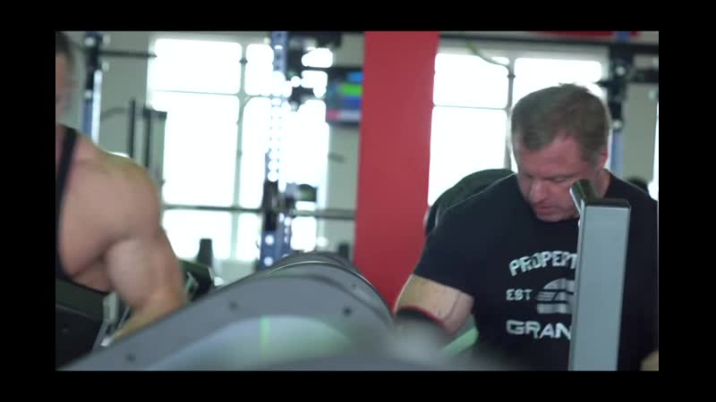 Chest Workout with John Meadows - Icy Hot Testicles, Competing Again, Being Judg