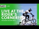 LIVE with Sylvain Andre (FRA) and David Graf (SUI)   2019 UCI BMX World Championships