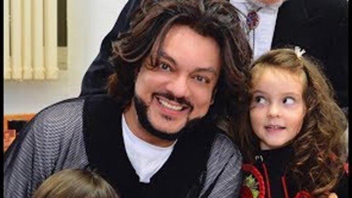 Ф.Киркоров и его Дети: Семейные гастроли в Болгарию к Дедушке Бедросу Киркорову